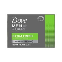 Dove Men+Care Body and Face Bar Extra Fresh - 3.75 oz.