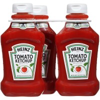 Heinz Tomato Ketchup - 44 oz. (Pack of 3)