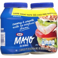 Kraft Mayo 30 oz. (Case of 2)