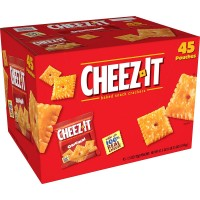 Cheez-It Original Snack Packs - 1.5 oz (Box of 45)