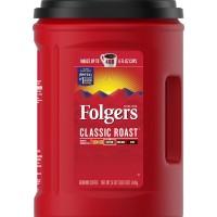 Folgers Classic Roast Ground Coffee - 51 oz.