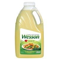 Wesson Pure Canola Oil - 5 qts. (1 Bottle)