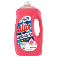 Ajax Advanced Citrus Blast Dishwashing Liquid - 102 oz.