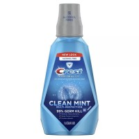 Crest ProHealth Advantage Rinse, Smooth Mint - 33.8 fl. oz.