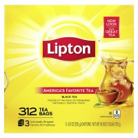Lipton Tea Bags  - 312 Count Box