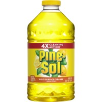 Pine-Sol All-Purpose Cleaner, Lemon Fresh - 100 oz. Bottle