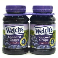 Welch's Concord Grape Jelly - 30 oz. (Pack of 2)
