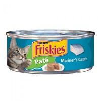 Purina Friskies Pate Mariner's Catch Wet Cat Food - 5.5 oz.