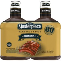 KC Masterpiece Barbecue Sauce, Original - 40 oz. (Pack of 2)