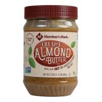 Member's Mark Almond Butter - 24 oz.