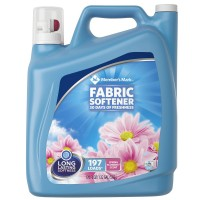 Member's Mark Liquid 197 loads Fabric Softener, Spring Flowers Scent - 170 oz.