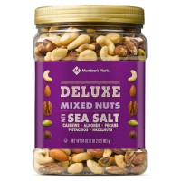 Member's Mark Deluxe Mixed Nuts with Sea Salt - 34 oz.