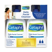 Cetaphil Gentle Daily Facial Cleanser - 20 fl. oz. (Pack of 2)