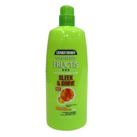 Garnier Fructis Sleek & Shine Conditioner, Pump - 40 fl. oz.