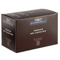 Ghirardelli Premium Hot Cocoa Mix Packets - 1.5 Oz. (15 Packets Per Box) - 12 Boxes