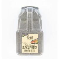 Ground Black Pepper - 5 Lb. (Case of 6)