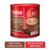 Nestle Rich Milk Chocolate Hot Cocoa Mix 27.7 oz. Canister
