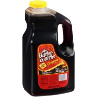 Pinnacle 39716 Mrs Butterworth Syrup - 1 Gal. (Case of 4)