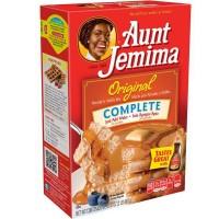 Aunt Jemima Complete Pancake Mix - 2 Lb. (Case of 12)