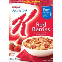 Kellogg's 18166 Special K Red Berries Cereal Bulk Pack - 44 Oz. (Case of 4)