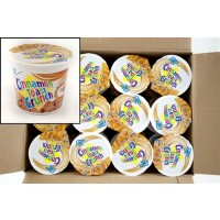 General Mills 28932 Cinnamon Toast Crunch Cereal In a Cup - 2 Oz. (Case of 60)