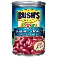 Bushs Dark Red Kidney Beans - 16 oz (Case of 12)