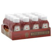 Heinz Tomato Ketchup Top Down Bottle - 14 Oz. Bottle (Case of 16)