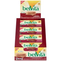 Belvita Cinnamon Brown Sugar Breakfast Biscuits - 1.76 oz.  (Case of 64)