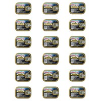 Chicken Of The Sea Sardines In Mustard - 3.75 oz (Case of 18)