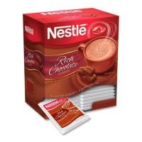 Nestle Rich Chocolate Hot Cocoa Mix Beverage - 0.71 Oz. (50 Packets Per Box) -  1 Box
