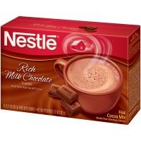 Nestle Hot Cocoa Rich Milk Chocolate Beverage Mix - 4.27 oz. (12 Boxes)