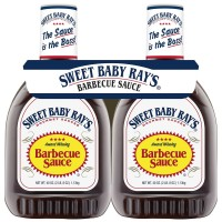Sweet Baby Ray's Barbecue Sauce - 40 oz. (Pack of 2)