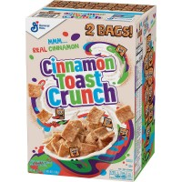 Cinnamon Toast Crunch Cereal - 49.5 oz. Box