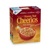Honey Nut Cheerios Gluten-Free Cereal - 24 oz. Box (Pack of 2)