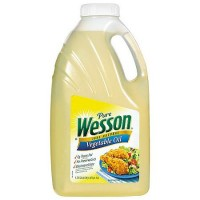 Wesson Pure Vegetable Oil - 5 qts. (1 Bottle)