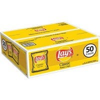 Lay's Classic Potato Chips - 1 oz (50 Count)
