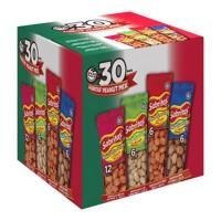 Sabritas Peanuts Variety Pack - 30 Count