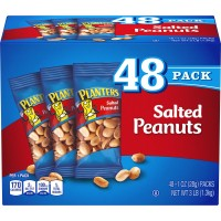 Planters Salted Peanuts - 1 oz. Pouches (48 Count)