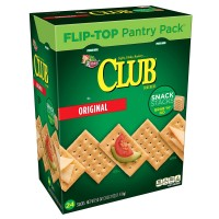 Keebler Club Crackers Snack Stacks - 2.08 oz (Box of 24)
