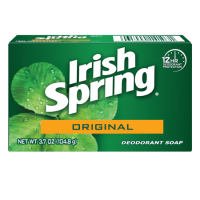 Irish Spring Original Deodorant Soap - 3.7 oz.