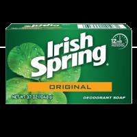 Irish Spring Original Deodorant Soap - 3.7 oz.