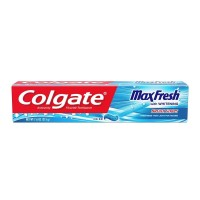Colgate MaxFresh Toothpaste with Mini Breath Strips, Cool Mint - 7.6 oz.