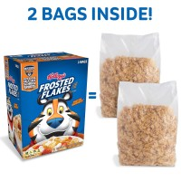 Kellogg's Frosted Flakes Cereal - 55 oz. Box