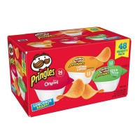 Pringles Snack Stacks Variety Pack (48 Count)