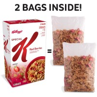 Kellogg's Special K Breakfast Cereal, Red Berries - 38 oz. Box