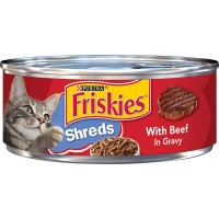 Friskies Savory Shreds with Beef in Gravy - 5.5 oz.