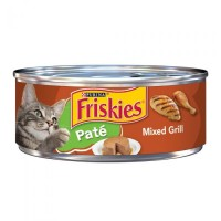 Purina Friskies Pate Mixed Grill Wet Cat Food - 5.5 oz.