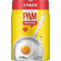 Pam Original Cooking Spray 12 oz. (Pack of 2)
