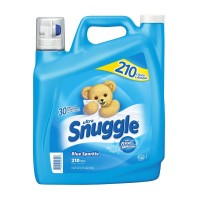 Snuggle Blue Sparkle 210 loads Fabric Softener - 168 oz.