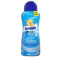 Snuggle Scent Shakes In-Wash Scent Booster Beads, Blue Sparkle - 37.6 oz.